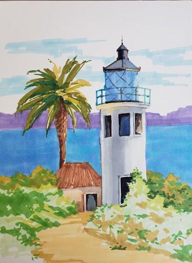 VeryCreate.com lighthouse final