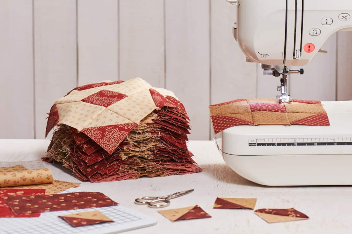quilt pieces Best Sewing Machine For Quilting verycreate.com