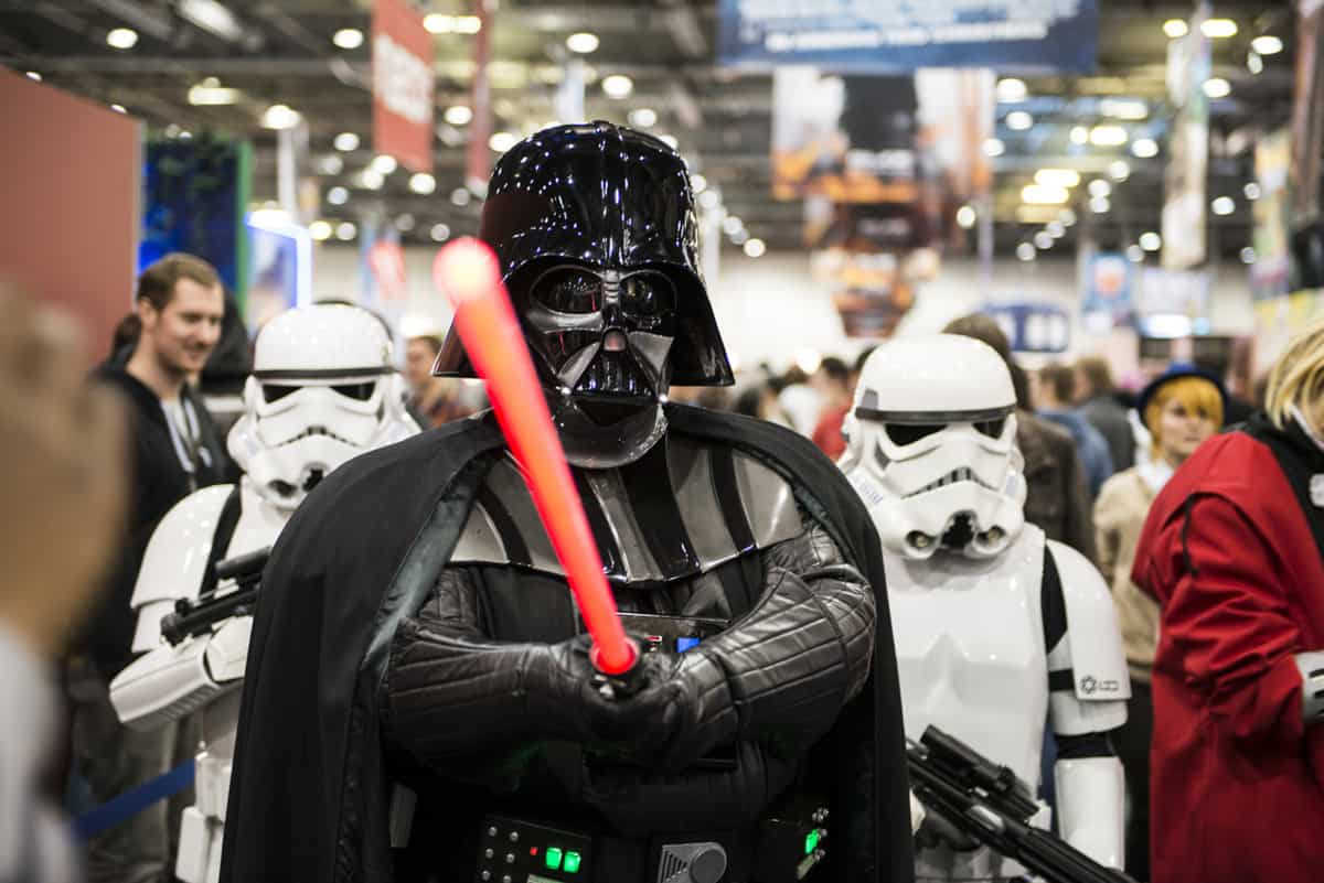 darth vader costume for best 3d printer for cosplay with verycreate.com