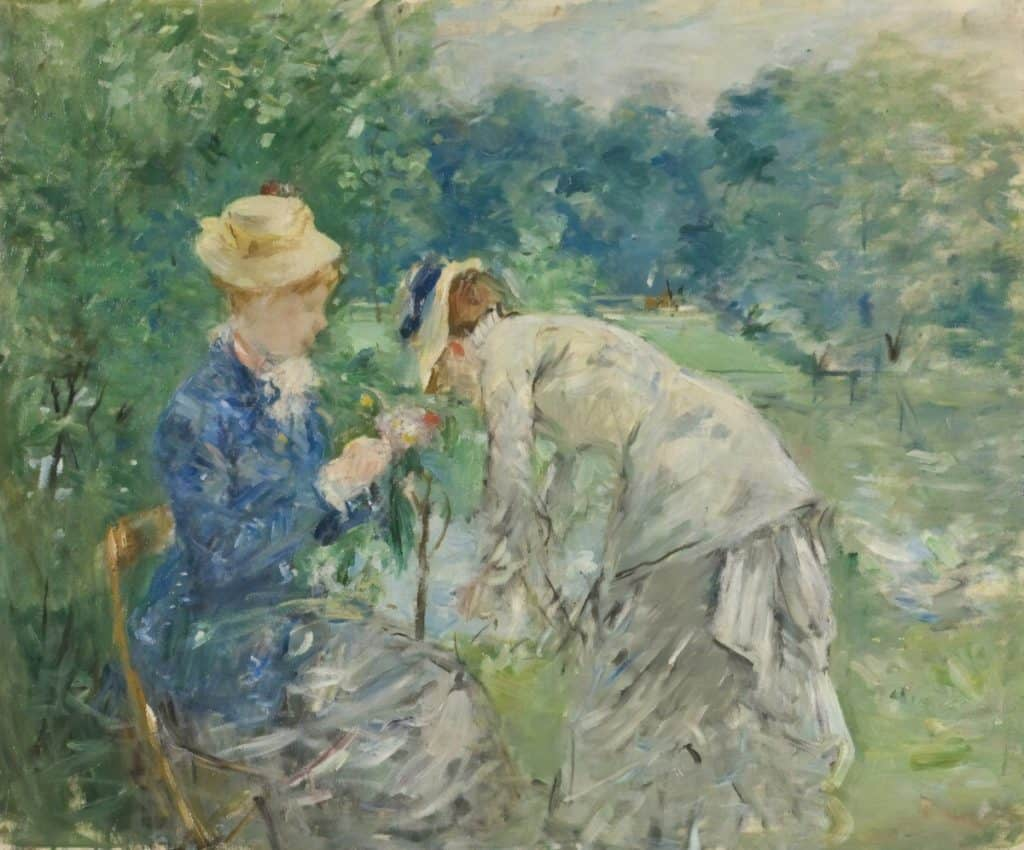Morisot Which Is Better? Oil Paints or Oil Pastels?
