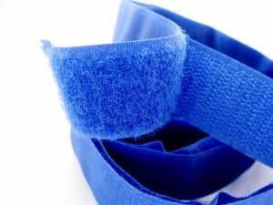 blue velcro best glue for velcro on fabric verycreate.com