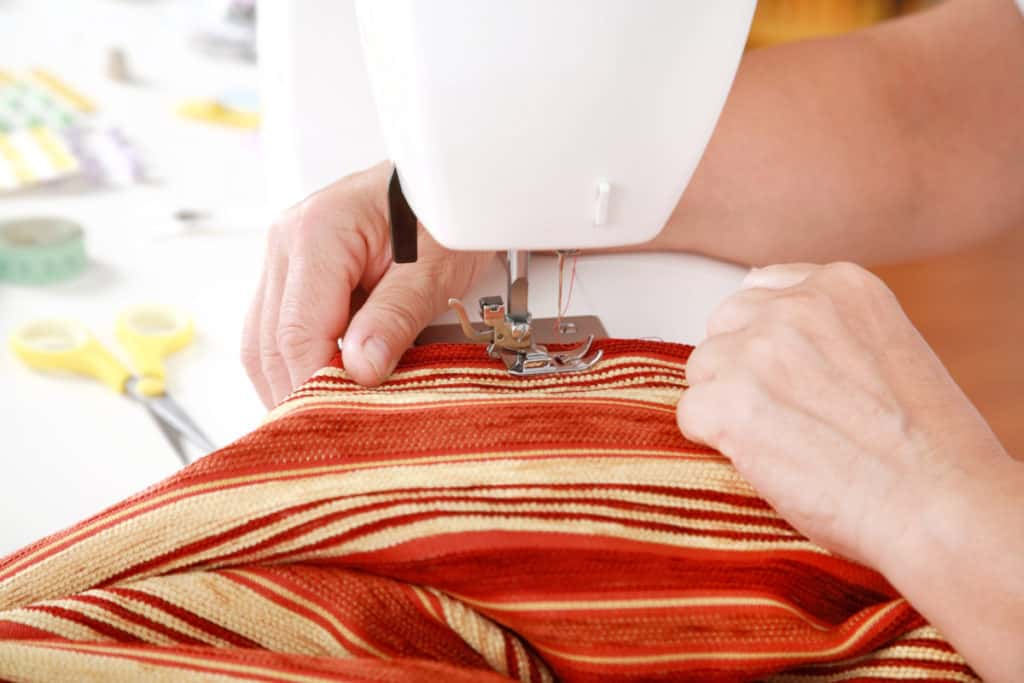 upholstery fabric Best Heavy Duty Sewing Machines verycreate.com