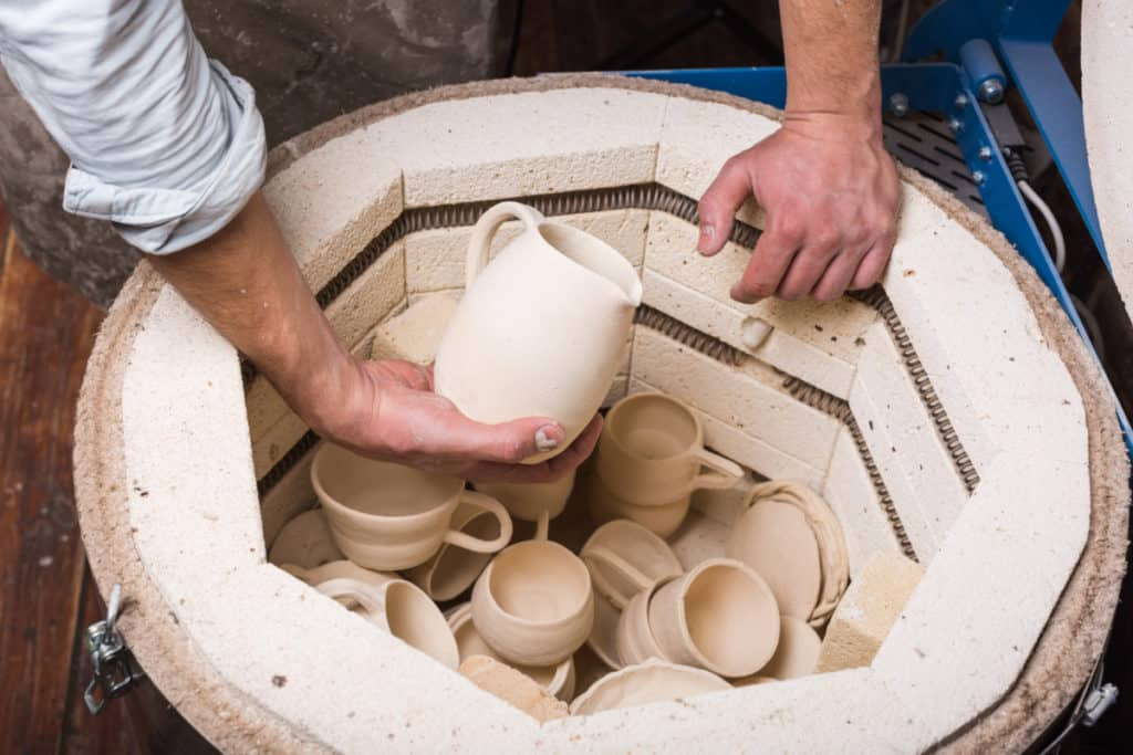 pots in kiln best ceramic kiln for home use verycreate.com