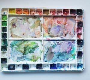 My college palette best watercolor palette verycreate.com