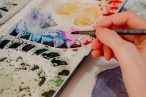 tube watercolor fills wells best watercolor palette verycreate.com