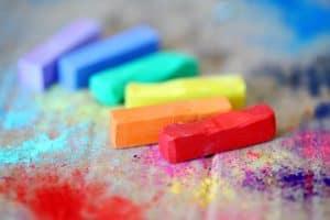 pastle sticks soft pastels vs oil pastels verycreate.com
