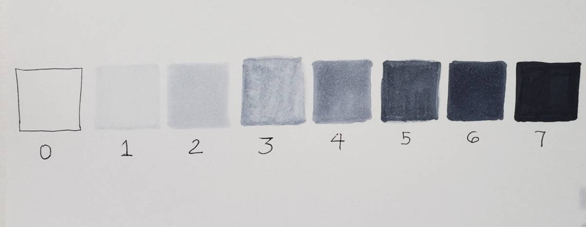 my value strip black white How To Use Alcohol Markers verycreate.com