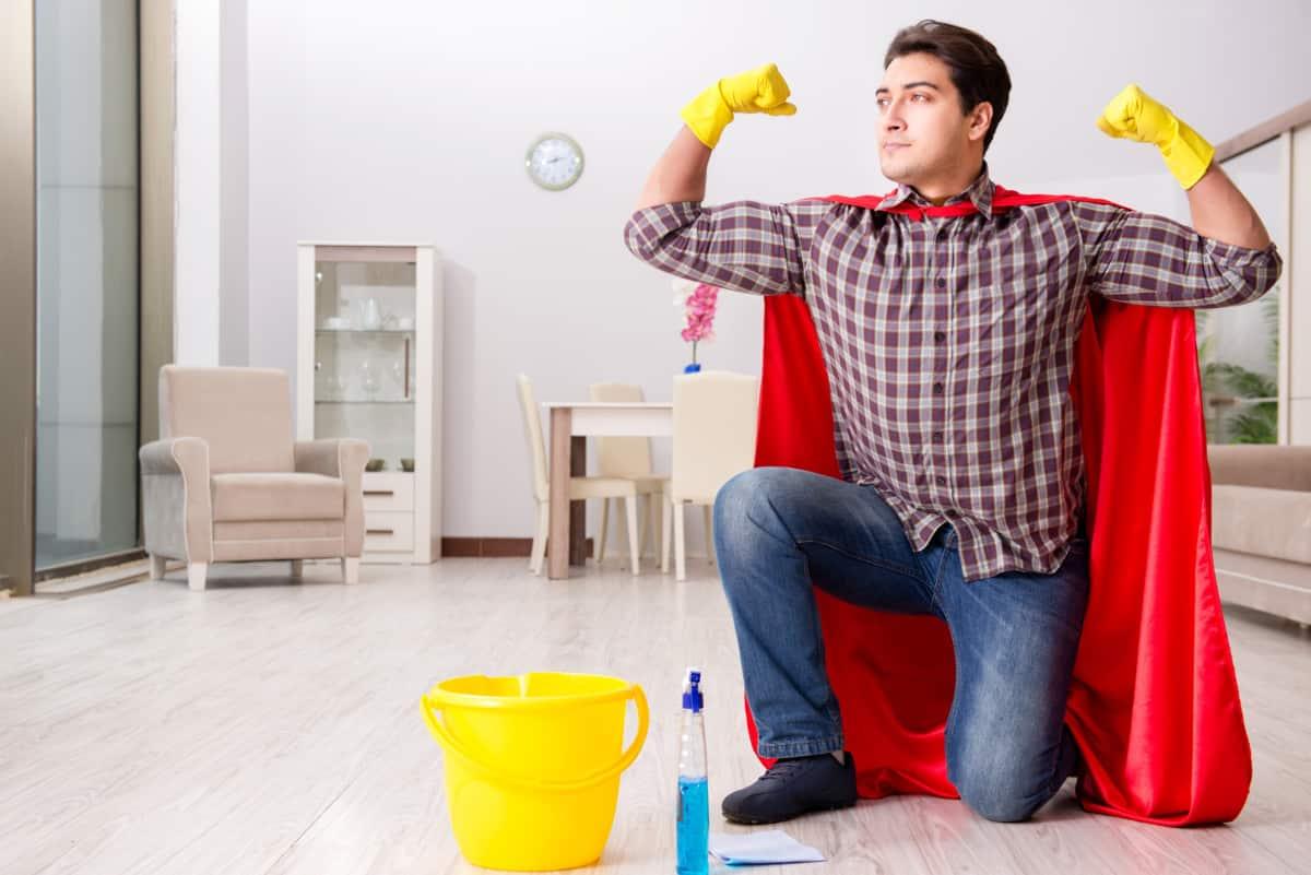 superhero cleaner how to clean 3D printer bed verycreate.com