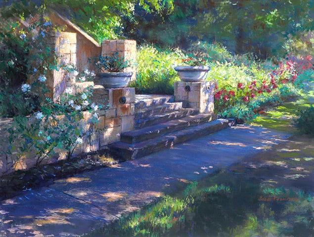 garden vineyard susan kuznitsky - verycreate.com Creator Spotlight