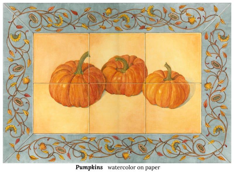 pumpkins Jo Gershman verycreate.com Creator Spotlight verycreate.com