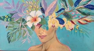 flower woman stacy gresell verycreate.com creator spotlight verycreate.com